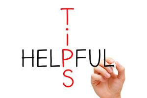 Helpful Tips image