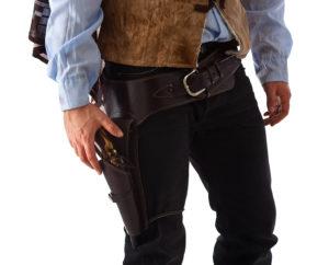 Cowboy on marketing tips blog